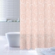 Текстильная шторка для ванной Iddis 530P18Ri11 -
