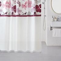 Текстильная шторка для ванной Milardo 501V180M11 -