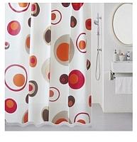 Текстильная шторка для ванной Milardo 503V180M11 -