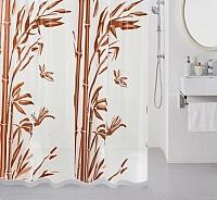 Текстильная шторка для ванной Milardo 511V180M11 -