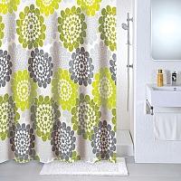 Текстильная шторка для ванной Milardo 532V180M11 -