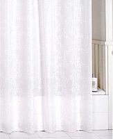 Текстильная шторка для ванной Milardo SCMI 081P -