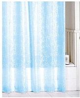 Текстильная шторка для ванной Milardo SCMI 083P -