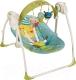 Качели для новорожденных Happy Baby Jolly (голубой) -