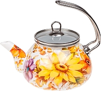 Чайник Perfecto Linea Цветочный хоровод (52-506322) -