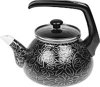 Чайник Perfecto Linea Черный шелк 52-259822 -