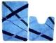 Набор ковриков Iddis MID 150АS -