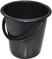 Ведро Белпласт с194-2830 (черный) -