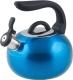 Чайник со свистком Perfecto Linea Focus 52-027012 (синий металлик) -
