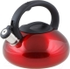 Чайник со свистком Perfecto Linea Ufo 52-029015 (красный металлик) -