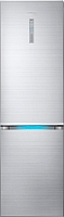 Холодильник с морозильником Samsung RB41J7861S4/WT -