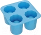 Форма для льда Bradex Ледяные стопки SU 0008 -