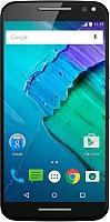 Смартфон Motorola X Style XT1572 / SM4355AE7K7 (черный) -