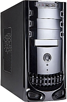 Системный блок HAFF Maxima W1i4690K81012460139BL -