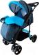 Детская прогулочная коляска Babyhit Flora (синий) -