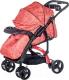 Детская прогулочная коляска Babyhit Flora (коралловый) -