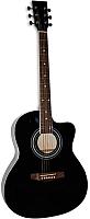 Акустическая гитара Aileen AF 227A (черный) -