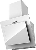 Вытяжка декоративная KRONAsteel Seliya 500 White Push Button -