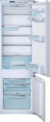 Холодильник с морозильником Bosch KIS38A51 - вид спереди