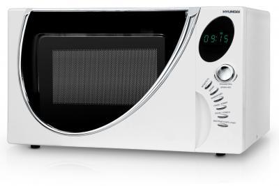 Микроволновая печь Hyundai H-MW1221 - вид спереди
