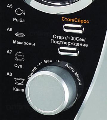 Микроволновая печь Midea AG925EVQ - блок управления