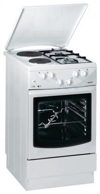 Кухонная плита Gorenje K272W - Общий вид