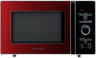 Микроволновка Daewoo KOR-8A3R - вид спереди