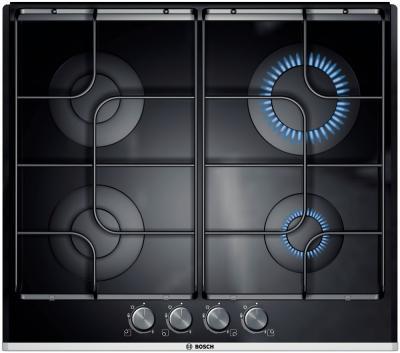 Газовая варочная панель Bosch PPP 626B80E - общий вид