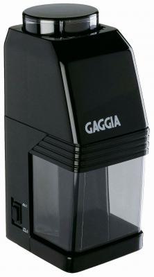 Кофемолка Gaggia MM Coffee Grinder Black - общий вид