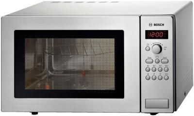 Микроволновая печь Bosch HMT84M451 - вид спереди