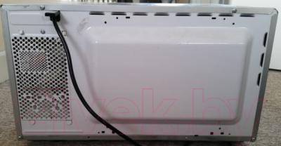 Микроволновая печь Bosch HMT84M451 - вид сзади