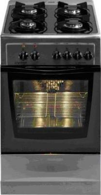 Плита газовая MasterCook KGE 3449 X - Вид спереди