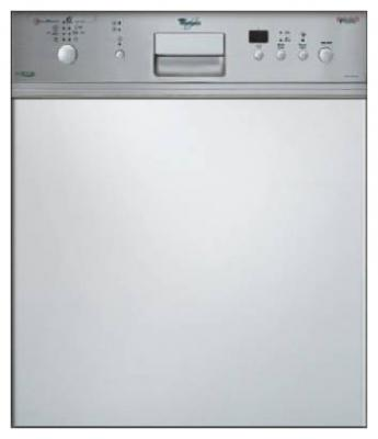 Посудомоечная машина Whirlpool WP 70 IX - вид спереди