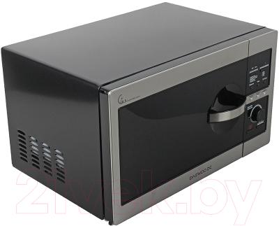 Микроволновая печь Daewoo KOR-8A47 - вид спереди