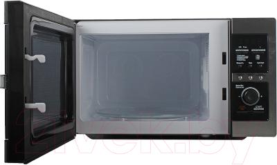 Микроволновая печь Daewoo KOR-8A47 - с открытой дверцей