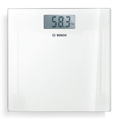 Напольные весы электронные Bosch PPW3300 - вид сверху