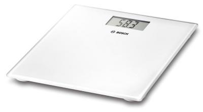 Напольные весы электронные Bosch PPW3300 - вид сбоку