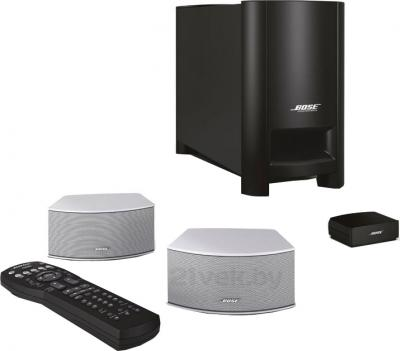 Домашний кинотеатр Bose CineMate GS (White) - общий вид