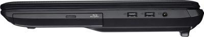 Ноутбук Asus K95VJ-YZ062D - вид сбоку