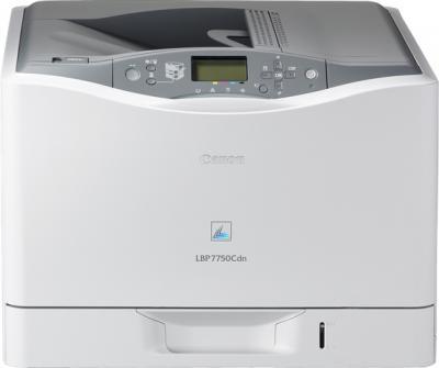 Принтер Canon i-SENSYS LBP7750Cdn - фронтальный вид