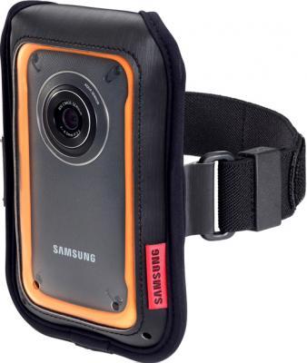 Видеокамера Samsung HMX-W350 Black - нарукавный ремень