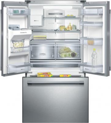 Холодильник с морозильником Siemens KF91NPJ10R - общий вид