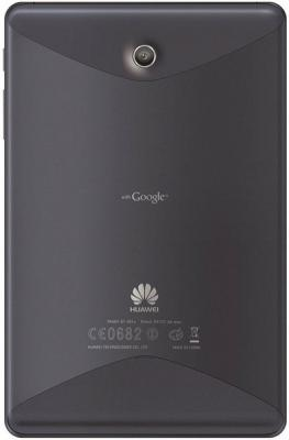 Планшет Huawei MediaPad S7-301u (Jet-Black) - вид сзади