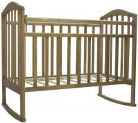 Детская кроватка Антел Алита-2 (бук) -