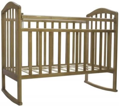 Детская кроватка Антел Алита-2 (бук) - общий вид
