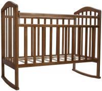 Детская кроватка Антел Алита-2 (орех) -