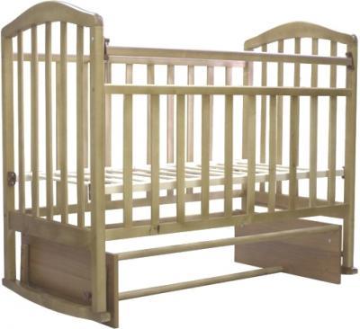 Детская кроватка Антел Алита-3 (бук) - общий вид