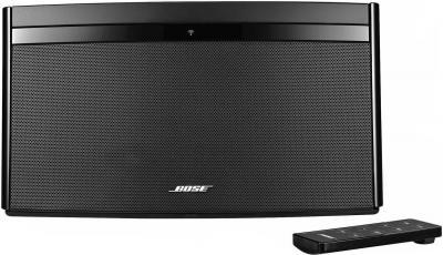 Портативная колонка Bose SoundLink Air (Black) - вид спереди