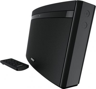 Портативная колонка Bose SoundLink Air (Black) - вид сбоку