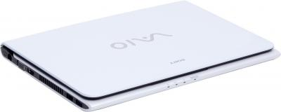 Ноутбук Sony VAIO SV-E1113M1R/W - крышка
